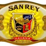 1920c_cigar_san_rey_3.25x5_dlw, San Rey, Cuban Cigar Labels, Lithograph, 1920c, Gallery East, Gallery East Network