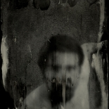 06_07b2a2c38425e247-wetplate018_6, Untitled 6, Collodion Autoportrait, Daniel Baird-Miller, 2013, Tintype, Gallery East, Gallery East Network