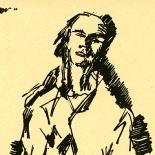 daskunstblatt_003_schmid_w, Das Kunstblatt, Schmid, Lithograph, 1917, Paul Westheim, German Expressionism, Plates, Gallery East, Gallery East Network