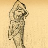 daskunstblatt_007_steger_w, Das Kunstblatt, Steger, Lithograph, 1917, Paul Westheim, German Expressionism, Plates, Gallery East, Gallery East Network