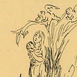 daskunstblatt_009_stuckgold_w, Das Kunstblatt, Stuckgold, Lithograph, 1917, Paul Westheim, German Expressionism, Plates, Gallery East, Gallery East Network