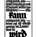 daskunstblatt_10_bernhard_w, Das Kunstblatt, Bernhard, Lithograph, 1917, Paul Westheim, German Expressionism, Plates, Gallery East, Gallery East Network