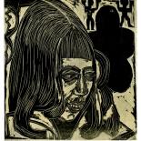 daskunstblatt_01_kirchner_w, Das Kunstblatt, Ernst Kirchner, Woodcuts, 1917, Paul Westheim, German Expressionism, Gallery East, Kirchner, Gallery East Network