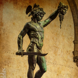 07_Cellini's Perseus, Giselle Valdes, Italy, Gallery East, Valdes, 2012, Gallery East Network