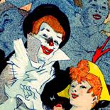 012_les_affiche_illustrees_f265_w, Les Affiches Illustrees, AIF265, Cheret, 1896, Imprimerie Chaix, Lithograph, Art Nouveau, Belle Epoque, Ernest Maindron, Eugene Verneau, Gallery East, Gallery East Network