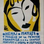 01_IMG_0008_w, Henri Matisse, 1950, Lithographs, Gallery East, Matisse, Gallery East Network