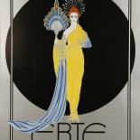 1982_erte_athena_24x30_dlw, Athena, Erte, 1982. Silkscreen, Gallery East, Gallery East Network
