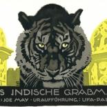 hohlwein_pl020019_w, Ludwig Hohlwein, German Poster Art, Plaktmeister, Lithograph, Munchen Artist, Professor H.K. Frenzel, 1926, Gallery East, Hohlwein, Galley East Network