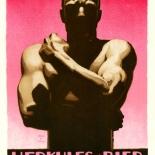 hohlwein_pl020040_w, Ludwig Hohlwein, German Poster Art, Plaktmeister, Lithograph, Munchen Artist, Professor H.K. Frenzel, 1926, Gallery East, Hohlwein, Galley East Network