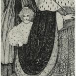 1930_majeska_devotees_dlw, Devotees, Madame Majeska, Majeska, 1930, Orthochromes, Gallery East, Gallery East Network