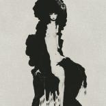1930_majeska_portrait_mlle_dlw, Portrait Mille de R_, Madame Majeska, Majeska, 1930, Orthochromes, Gallery East, Gallery East Network