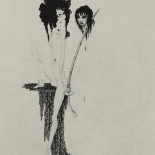 1930_majeska_salome_dlw, Salome, Madame Majeska, Majeska, 1930, Orthochromes, Gallery East, Gallery East Network