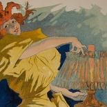 02_896_pl013_cheret, Maitres de L'Affiche, PL013, Cheret, 1896, Lithograph, Imprimerie Chaix, Jules Cheret, Art Nouveau, Belle Epoque, Gallery East, Gallery East Network