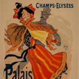 03_1896_pl017_cheret_w, Maitres de L'Affiche, PL017, Cheret, 1896, Lithograph, Imprimerie Chaix, Jules Cheret, Art Nouveau, Belle Epoque, Gallery East, Gallery East Network
