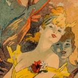 04_1896_pl037_cheret_w.jpg, Maitres de L'Affiche, PL037, Cheret, 1896, Lithograph, Imprimerie Chaix, Jules Cheret, Art Nouveau, Belle Epoque, Gallery East, Gallery East Network