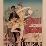 1896_pl045_cheret_dlw, Maitres de L'Affiche, PL045, Cheret, 1896, Lithograph, Imprimerie Chaix, Jules Cheret, Art Nouveau, Belle Epoque, Gallery East, Gallery East Network