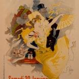 08_1897_pl057_cheret_w.jpg, Maitres de L'Affiche, PL057, Cheret, 1897, Lithograph, Imprimerie Chaix, Jules Cheret, Art Nouveau, Belle Epoque, Gallery East, Gallery East Network