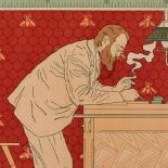 018_1897_pl091_crespin_w, Maitres de L'Affiche, PL091, Crespin, 1897, Lithograph, Imprimerie Chaix, Jules Cheret, Art Nouveau, Belle Epoque, Gallery East, Gallery East Network