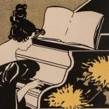 020_1898_pl098_reed_w, Maitres de L'Affiche, PL099, Reed, 1898, Lithograph, Imprimerie Chaix, Jules Cheret, Art Nouveau, Belle Epoque, Gallery East, Gallery East Network