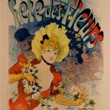 1898_pl101_cheret_w, Maitres de L'Affiche, PL101, Cheret, 1898, Lithograph, Imprimerie Chaix, Jules Cheret, Art Nouveau, Belle Epoque, Gallery East, Gallery East Network
