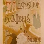 1898_pl138_ibels_w, Maitres de L'Affiche, PL138, Henri Ibels, Ibels, 1898, Lithograph, Imprimerie Chaix, Jules Cheret, Art Nouveau, Belle Epoque, Gallery East, Gallery East Network