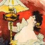 027_1899_pl145_cheret_w, Maitres de L'Affiche, PL145, Cheret, 1899, Lithograph, Imprimerie Chaix, Jules Cheret, Art Nouveau, Belle Epoque, Gallery East, Gallery East Network