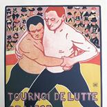 044_1900_pl224_rassenfosse_w, Maitres de L'Affiche, PL224, Rassenfosse, 1900, Lithograph, Imprimerie Chaix, Jules Cheret, Art Nouveau, Belle Epoque, Gallery East, Gallery East Network
