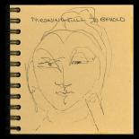 savarino_1994_dharma_like_sun_19w, Dharma Book, Gallery East, Gallery East Boston, Paola Savarino, Savarino