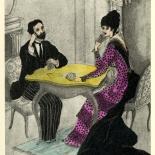1930_majeska_sappho_074_dlw, Sappho P74, Madame Majeska, Majeska, 1930, Lithograph, Gallery East, Gallery East Network