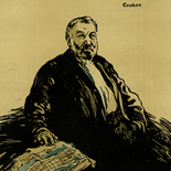 1900_nicholson_croker_9x10_dlw, Richard Croker, Sir William Nicholson, SirNicholson, 1900 Lithograph, Gallery East, Gallery East Network