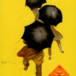 1922_cappiello_parapluie_revel_4.5x7.5_dlw, Parapluie Revel, Leonetto Cappiello, Cappiello, Lithograph, 1922, Gallery East, Gallery East Network