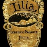 08_LB001_lilia_art_nouveau_perfume_w, Objets d'art, Art Nouveau, Perfume Labels, Objets, Gallery East Network