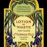 09_LB002_giraud_fils_lotion_art_nouveau_perfume_w, Objets d'art, Art Nouveau, Perfume Labels, Objets, Gallery East Network