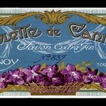 11_LB004_violette_cannes_art_nouveau_perfume_w, Objets d'art, Art Nouveau, Perfume Labels, Objets, Gallery East Network