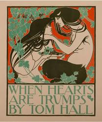 Maitres de L'Affiche, PL052, Bradley, 1897, Lithograph,