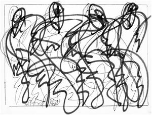 Al Ford Drawings - Gallery