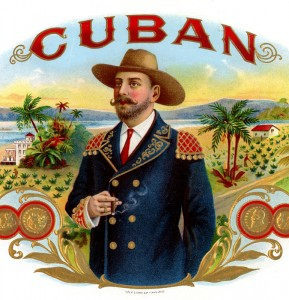 Cuban Cigar Labels