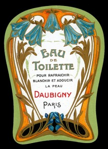 Art Nouveau Labels
