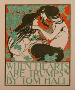 Maitres de L'Affiche, PL052, Bradley, 1897, Lithograph, Imprimerie Chaix, Jules Cheret, Art Nouveau, Belle Epoque, Gallery East, Gallery East Network
