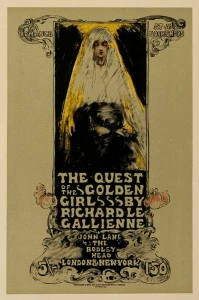 Ethel Reed's The Quest of the Golden Girl
