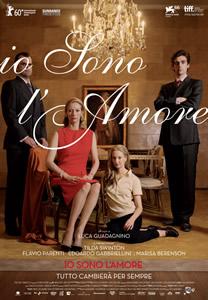 Io Sono L'amore-Italian Hertigae Month Film