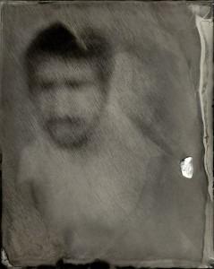 Collodion Autoportrait